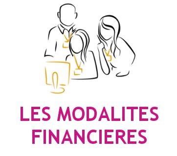 Les modalités financières