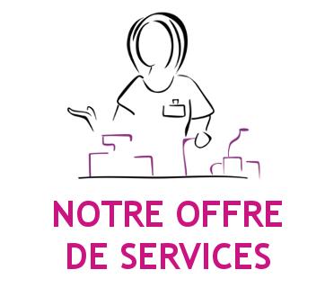 Notre offre de services